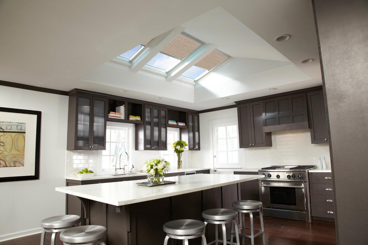 4 Top-Tipps: Küche mit Dachschräge einrichten | VELUX Magazin