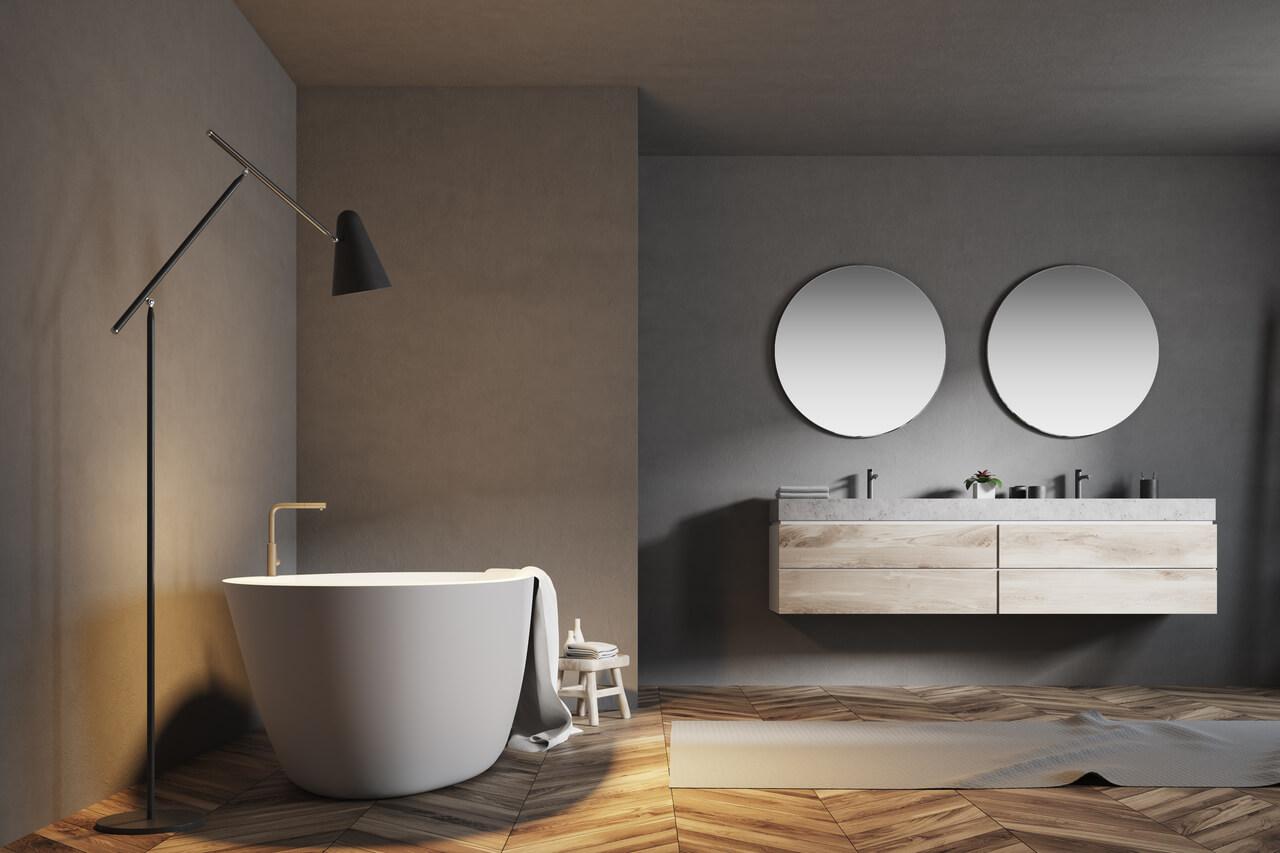 Die richtige Lüftung für ein Bad ohne Fenster | VELUX Magazin