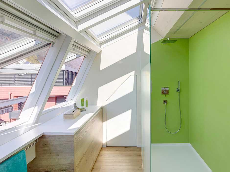Badezimmer-Fenster für mehr Tageslicht | VELUX Magazin