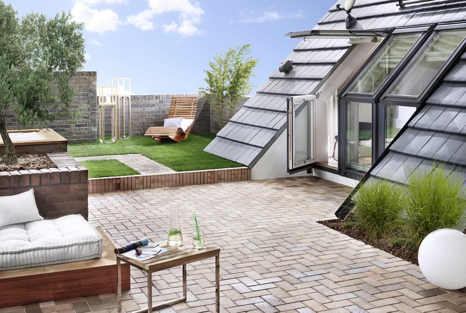 4 Tipps für Ihre Flachdach-Terrasse | VELUX Magazin