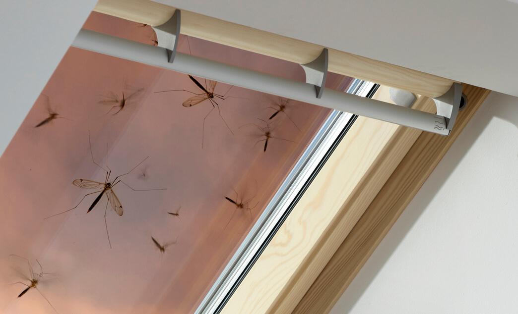 insektenschutz im kinderzimmer velux magazin. Black Bedroom Furniture Sets. Home Design Ideas